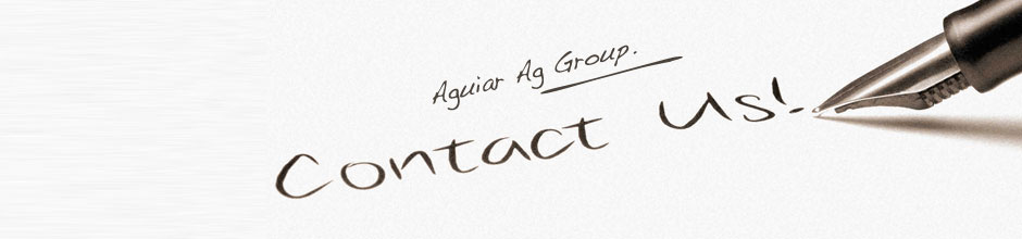 Contact Information for Aguiar Ag Group, Inc. (AAG, Inc.) a distributor and wholesaler of rice and wheat by-products used primarily in pet food.